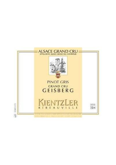 PINOT GRIS GRAND CRU GEISBERG 2017 - 1