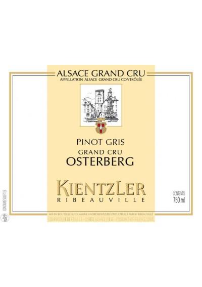 PINOT GRIS GRAND CRU OSTERBERG 2017 - 1