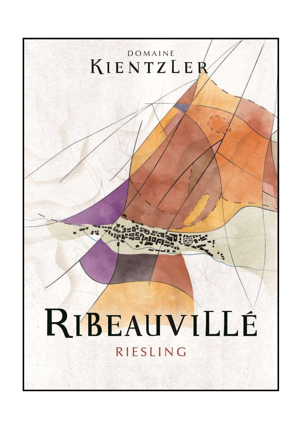 RIESLING RIBEAUVILLE 2018 - 1